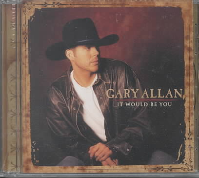 IT WOULD BE YOU BY ALLAN,GARY (CD)