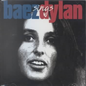 BAEZ SINGS DYLAN BY BAEZ,JOAN (CD)