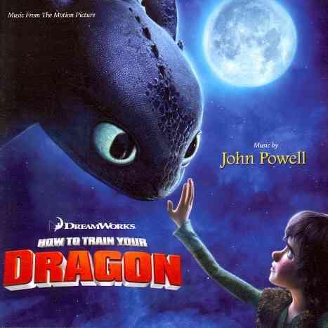 HOW TO TRAIN YOUR DRAGON (OST) BY POWELL,JOHN (CD)