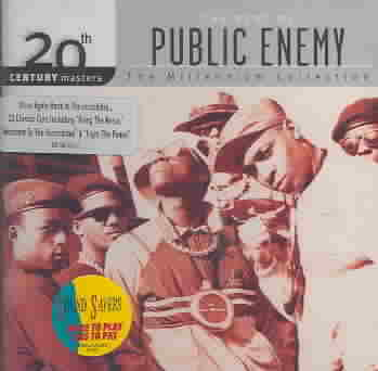20TH CENTURY MASTERS:MILLENNIUM COLLE BY PUBLIC ENEMY (CD)