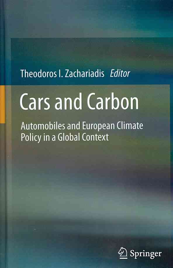 Cars and Carbon By Zachariadis, Theodoros I. (EDT)